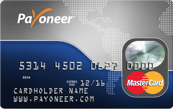PAYONEER; How to withdraw monies made online in Nigeria
