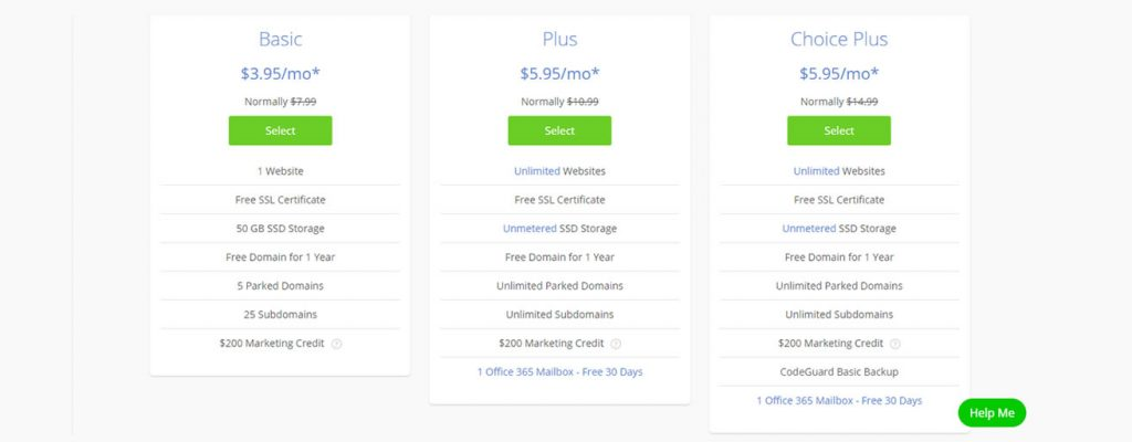 bluehost wordpress hosting-prices