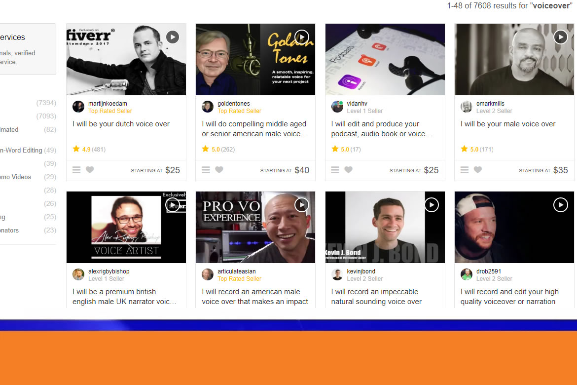 20 gig ideas you can sell on Fiverr to earn money online