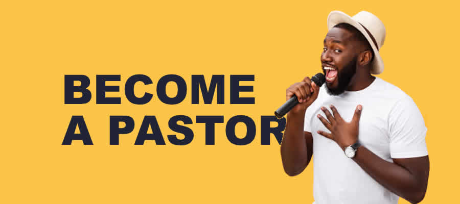 become a pastor