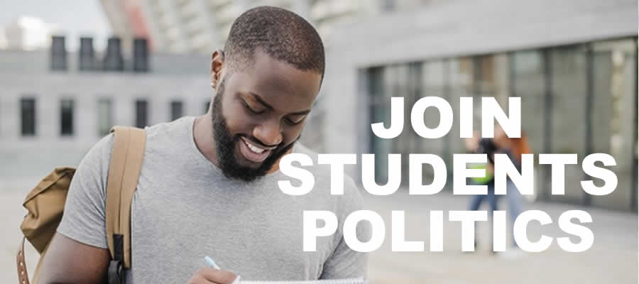 join students politics in Nigeria